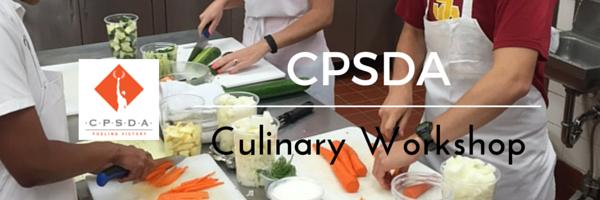 Culinary Workshop Header